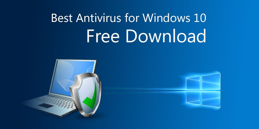 Download Top 5 free antivirus software for windows