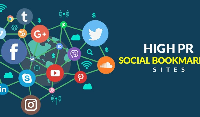 High PR social Bookmarking sites List Updated