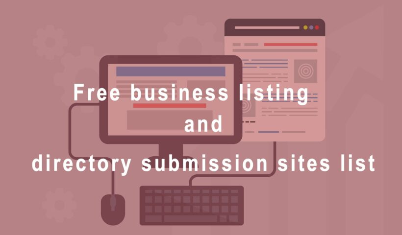 400+ Free business listing and directory submission sites list