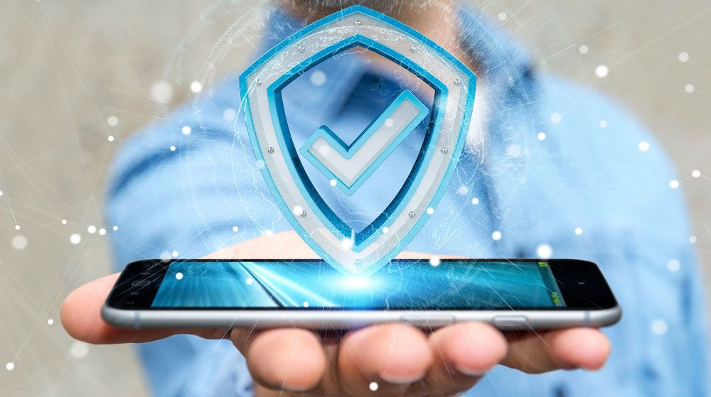 Check virus protection for android phone