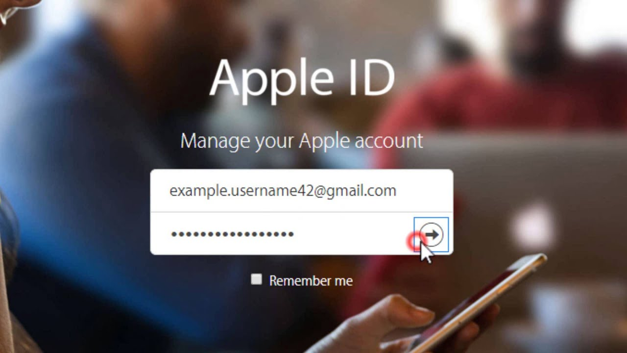 Delete apple id from iphone & iCloud Email account