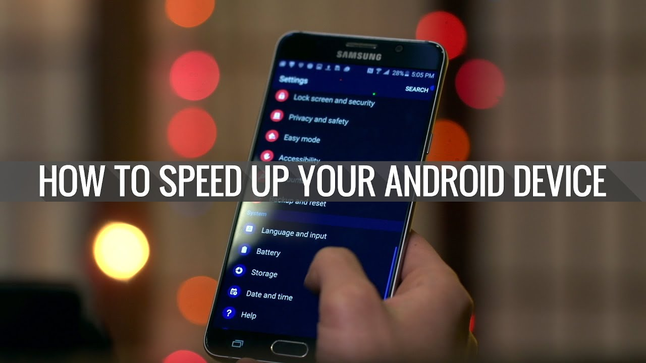Get Your New Android Phone up to Speed