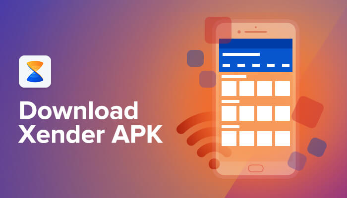 xender apk for android