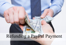 refunding a paypal payment to customer